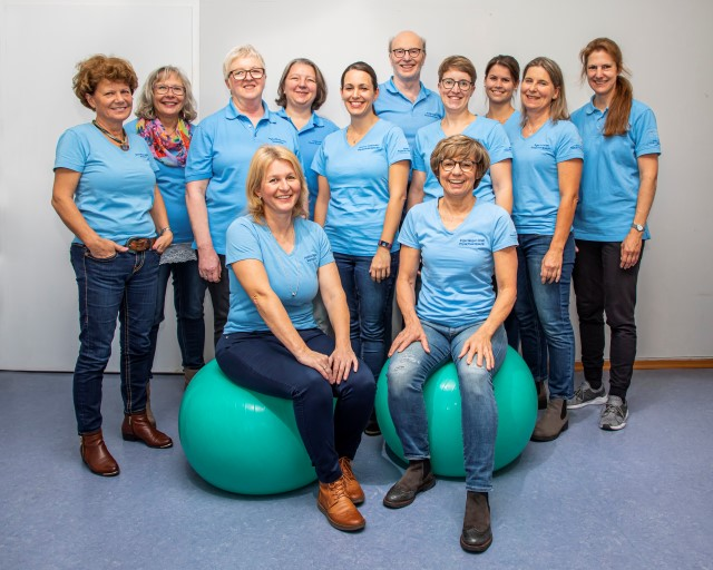 Team Physiotherapie Grell